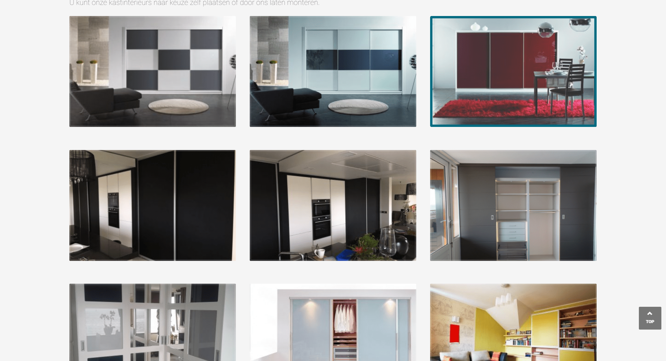 desarrollo web de tienda de muebles a medida
